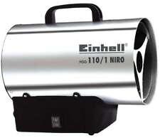 Einhell HGG 110/1 Heißluftgenerator Heizgebläse Heizkanone Gasheizung Heißluft