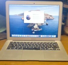2015 Apple MacBook Air 7.2, 2.2 GHz i7 5th Gen., 8 GB LPDDR3 RAM, 250 GB SSD