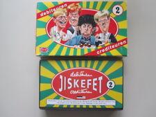 JISKEFET - DEBITEUREN/CREDITEUREN 2 - SEIZOENEN '95 EN '96  - VHS