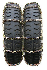Grizzlar GSL-4145 CAM Dual Alloy Square Rod Tire Chains 11-22.5 275/80-22.5