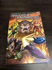 Transformers Classics UK Vol.5 Graphic Novel TPB NEW