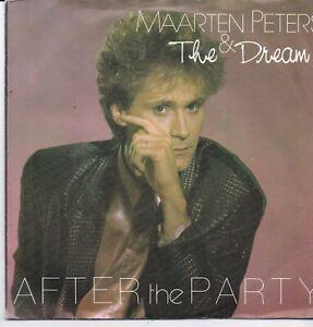 Maarten Peters-After The Party vinyl single