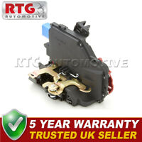 Door Lock Actuator Rear Left Fits Porsche Cayenne (Mk1) 4.5