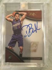 Devin Booker 2015-16 Select Rookie Signatures on Card Autograph /199 Auto RC