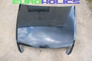 Volkswagen Phaeton 04-06 Hood Bonnet Black w/o Grille FREIGHT SHIPPING OR PICKUP