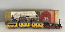 More details for trix ho gauge 1200 der adler train set with additional coaches