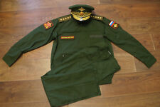 NEW Size 54/6 Russian army uniform 4 stars General land-forces