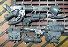 Warhammer 40K Space Marine Devastator LASCANNON (DEV016)