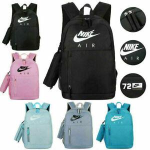 UK GIRLS BOYS Rucksack Bag Sportswear Gym Travel School Trip Case WORK BAG NEW