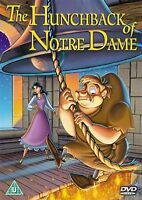 The Hunchback of Notre Dame - 2003 Animated Brand New and Sealed UK Region 2 DVD
