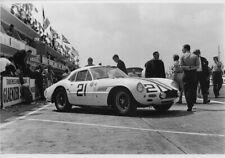 Ferrari 250 GT. Hugus & Reed. Le Mans 1962. Photo L555