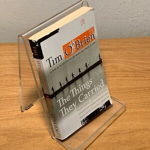 The Things They Carried by Tim O'Brien (1998, Trade Paperback, Broadway Books)
