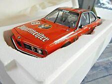 BMW 635 CSI E24 Tourenwagen Jägermeister #6 Stuck Brun 1984 TWEM AUTOart 1:18