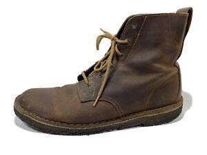 Clarks Originals Wallabee Leather Chukka Boots Mens 8.5 M