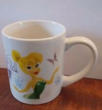Walt Disney Disney Fairies Tinker Bell & Fairies Small Ceramic Coffee/Tea Mug