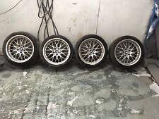bmw bbs alloys 18 Split Rims E39 E38 Style RS745