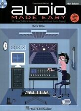 Audio Made Easy: Or How to Be a Sound Engineer Without Really Trying BOOK/CD-NEW