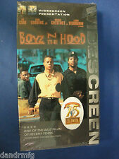 NEW Boyz N the Hood (VHS, 2000, Letterboxed Edition; Widescreen) 043396035133