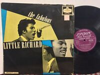 Little Richard The Fabulous VG UK LONDON ORIG MONO DG early rock CLASSIC