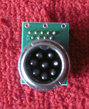 Alinco DX-70TH used spares - microphone socket
