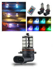 2 x 10W Multi-color LED Fog Light Increase Night Vision Safe Drive Energy saving