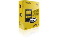 Ford F150 2015+ Double Din Stereo Dash Kit Ads-Kit-Ftr1+Ads-Mrr