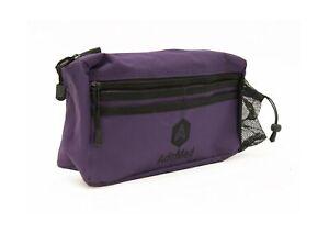 AdirMed Wheelchair Rollator Walker Pouch Purple Zippered Pocket Storage Bag Safe