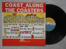 The Coasters R&B/SOUL LP(ATCO 33-135)Coast Along With The Coasters VG