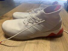 New Adidas Predator Tango 18.1 Trainer Casual Sneaker Shoes Mens Size 11 Cream.