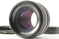 【MINT】 CONTAX Carl Zeiss Planar T* 50mm f/1.4 MMJ CONTAX/Yashica Mount JAPAN