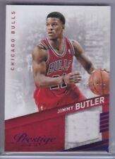 Jimmy Butler 2014-15 PANINI PRESTIGE Jersey Card S/N'd 169/199 Card #11