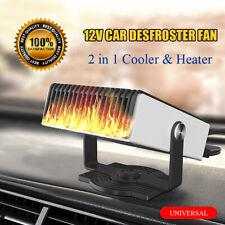 12V 300W Portable Auto Car Ceramic Heater Fan Demister Window Screen Defroster
