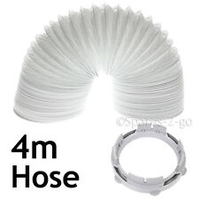 WHITE KNIGHT CROSSLEE Tumble Dryer Vent Hose Condenser Adaptor Kit CL332 4m