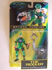 "1995--BATMAN ""The Riddler"" (Action Figure) by Kenner [NIP]"