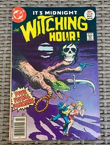 DC THE WITCHING HOUR No 69  March 1977