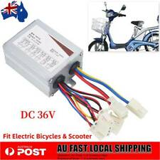 DC 36V 500W Motor Brushed Speed Controller for Electric Bike Scooter E-Bike AU
