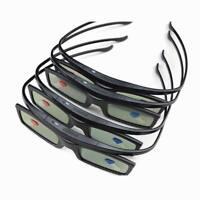 4X New Genuine SSG5100GB 3D Active Shutter Glasses For Samsung SSG-5100GB TV