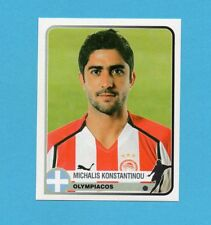 PANINI CHAMPIONS OF EUROPE 1955-2005 NEW!!! choose your stickers n.1//195