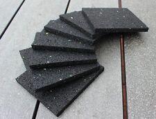 Schallentkopplung Trockenbau für CW, UW, CD, DU Profile Pad aus Gummigranulat