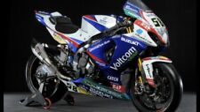 Suzuki Gsxr 1000 K9 etc, factory Voltcom Carbon Fibre Race Fairings. 2009, 2010.