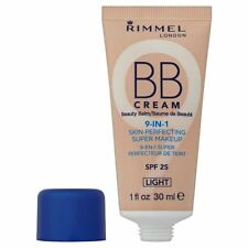 2 Rimmel BB Cream 9-In-1 ~Light~ Skin Perfecting Super Makeup