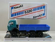 Kamaz Soviet Russian USSR 1:43 Truck Conversion Diecast  #5320 Original Box
