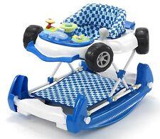 My Child Car Walker Baby Activity Toy Boys Rocker Tray My First Walking Steps
