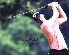 Vaughn Taylor authentic signed PGA golf 8x10 photo W/Cert Autographed A0018