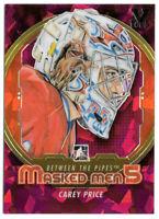 2015-16 Carey Price ITG Final Vault 2012-13 Masked Men /5 - Montreal Canadiens