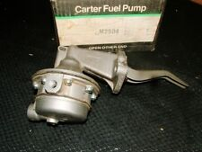 CARTER FUEL PUMP Plymouth 273 318 340 Dodge 273 318 DESOTO FIREFLIGHT FIREDOME