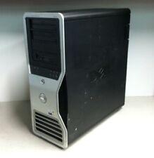 Dell Precision 690 Desktop Workstation Computer Xeon 5140 2.33GhZ 4GB RAM No HDD