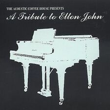 FREE US SHIP. on ANY 3+ CDs! NEW CD Various Artists: Tribute to Elton John