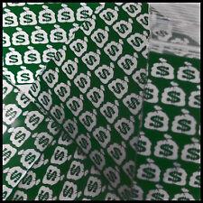 "Ziplock Baggies 2020 Apple Mini 100 Money Bags Design Recycable Poly 2"" X 2"" Zip"