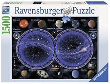 RAVENSBURGER PUZZLE*1500 TEILE*ASTRONOMIE*RARITÄT*NEU+OVP